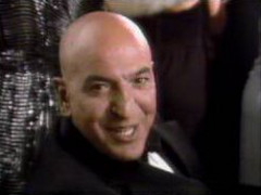 Diet Coke commercial with Telly Savalas