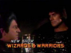 Promo for Wizards & Warriors