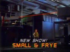 Promo for Small & Frye