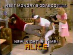 Promo for Alice on a new night