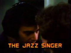 Promo for The Jazz Singer network television premiere