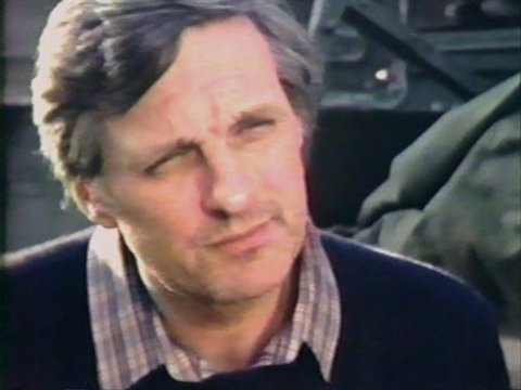 Writer/Director/Actor Alan Alda