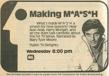 TV Guide Advertisement