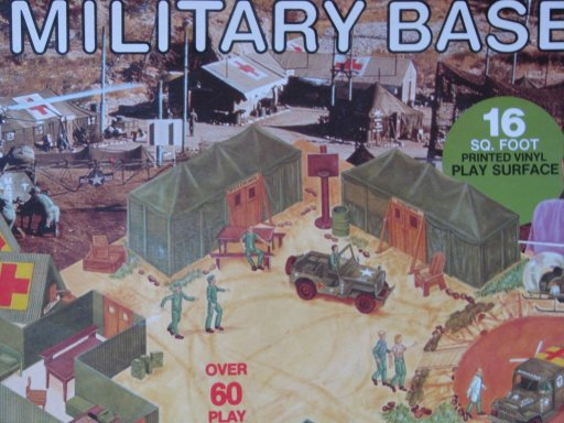 Tristar M*A*S*H Military Base