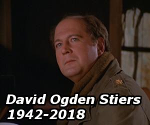 David Ogden Stiers (1942-2018)
