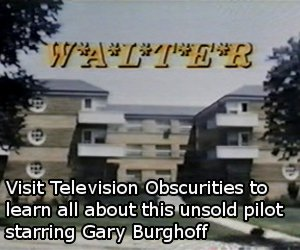 Link to Television Obscurities