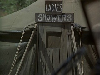 Ladies Showers