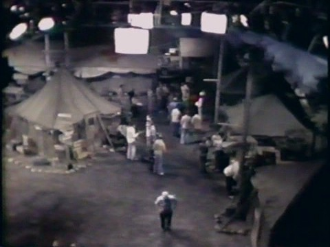 Stage 9 Sound Stage - From Making M*A*S*H