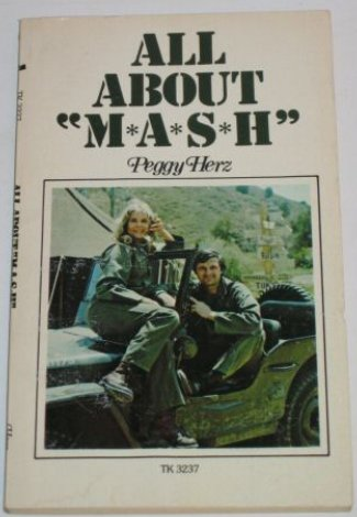 All About M*A*S*H Front Cover