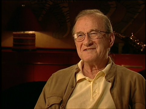 Larry Gelbart in 2002 (from the 30th Anniversary Reunion Special)
