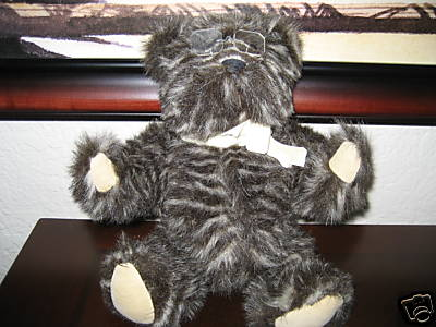 Teddy Bear Made by Larry Linville