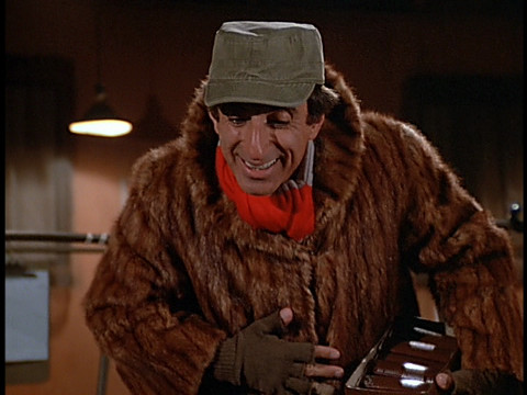 Corporal Klinger, Bringer of Chocolate