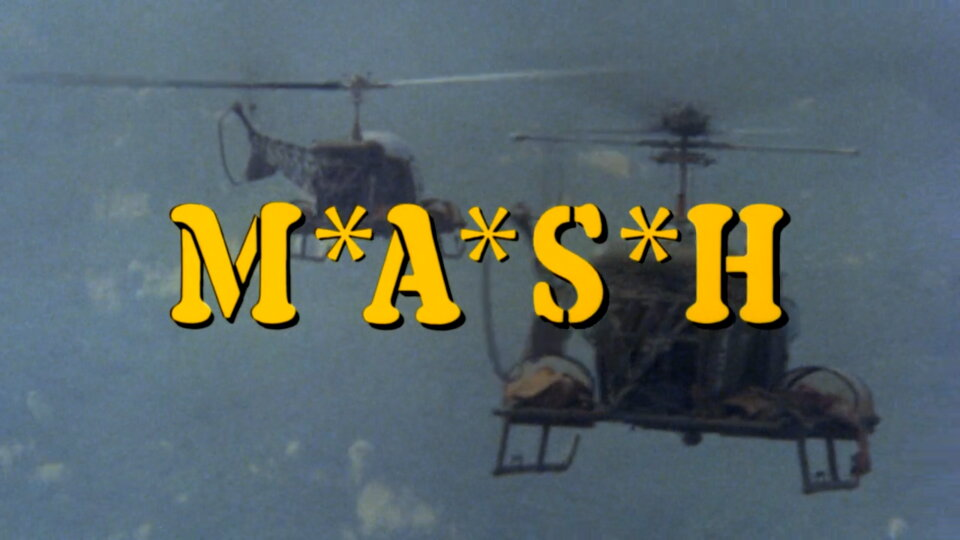 M*A*S*H Opening Credits in Widescreen