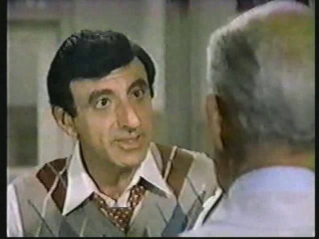 Still from the AfterMASH episode Staph Infection showing Klinger.