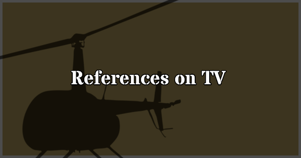 M*A*S*H references on TV