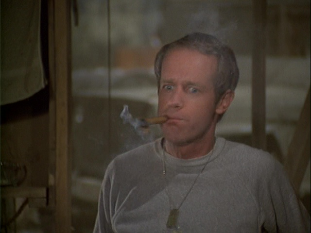 Still from the M*A*S*H episode Last Laugh.