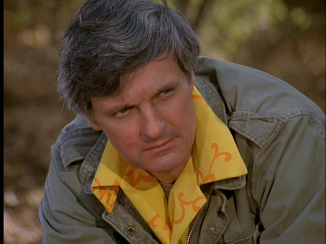 Still from the M*A*S*H episode The Best of Enemies