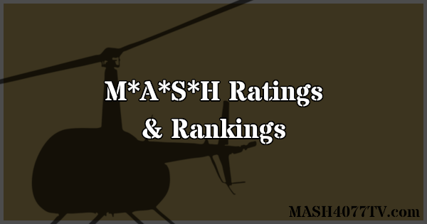 M*A*S*H Ratings & Rankings