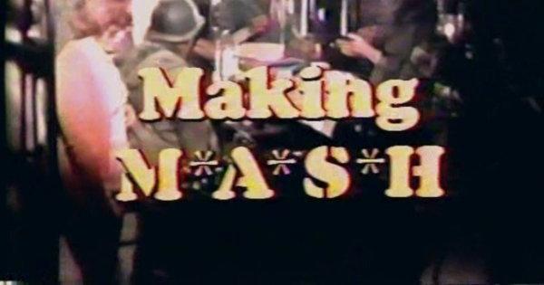 Making M*A*S*H