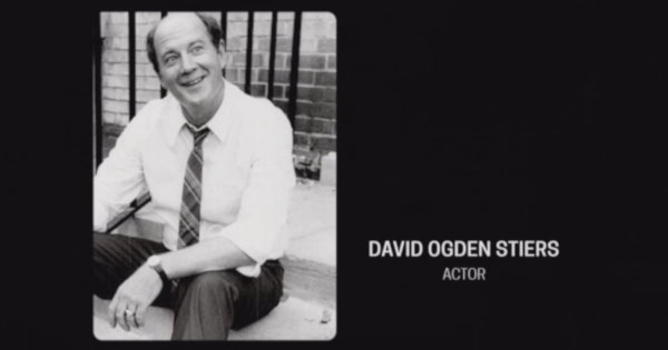 Still from the In Memoriam segment from the 70th Emmy Awards.