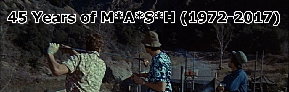 Happy 45th Anniversary, M*A*S*H!