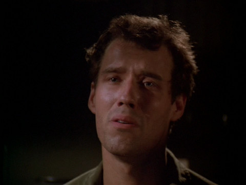 Image of actor Kevin Geer as Sgt. Jerry Nielsen from the M*A*S*H episode The Billfold Syndrome.