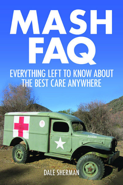 Cover to MASH FAQ