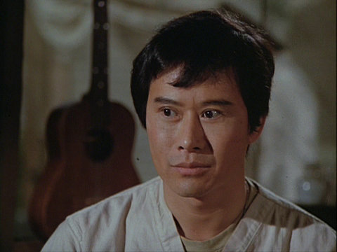 Still from the M*A*S*H episode Love and Marriage showing Soon-Tek Oh.