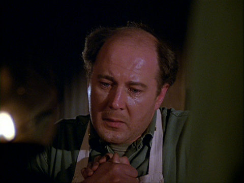David Ogden Stiers in The Life You Save (Season 9)