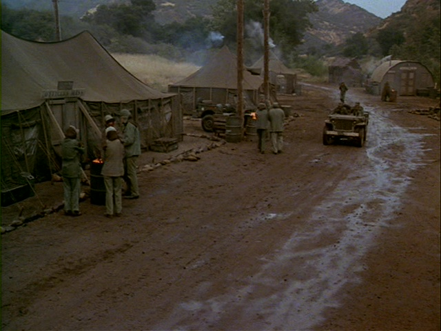 Still from an unidentified episode of M*A*S*H.