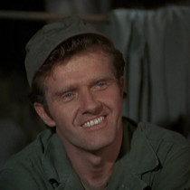 Image of actor Paul Jenkins from the M*A*S*H episode The Moose